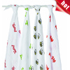 baby sleeping bag sleeveless cotton 100%muslin cotton aden anais