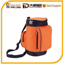 Promotional bag in box wine cooler high quality insulated cooler bag wine cooler plastic bag