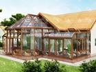 Sunshine room / glass house / sun room