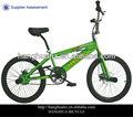 Hh-bx2001 20 pulgadas de aluminio bmx calle de la bicicleta de China fabricante de la fábrica
