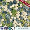HANSE 300x300 Y33303 random strip mosaic tiles/mosaic tiles dubai/glass tile mosaic