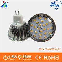 Aluminum Dicasting LED SMD 2835 SPOT led mr16 pcb