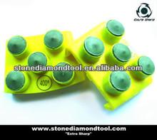 5 Dots Concrete/Terrazzo Resin Pads