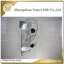 Exported top selling pot cover kitchen metal shelf for kitchen accessory