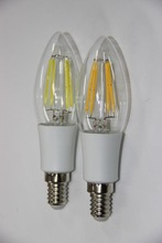 360 degree 4W/6W/8W E27 filament led,A60 led filament bulb,high brightness filament led
