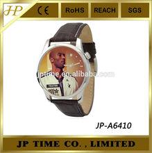 fashion stylish 3 hands quartz analog NBA watches, basketball watches,sport watches