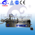 2014 Guangzhou horizontal pneumatic liquid & cream filling machine