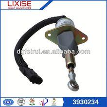 3930234 komatsu excavator parts fuel pump water solenoid valve