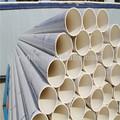 tubo de plástico PVC de gran diámetro, 9 pulgadas, para agua