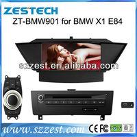 """ZESTECH car dvd gps navigation 9"""" TV/3G/Dvd player/bluetooth/GPS for BMW X1 E84 car dvd gps navigation"""