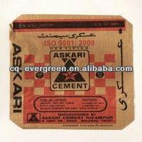 Hot Sale!!! Chinese Manufacturer Polypropylene 50 kg PP Valve Woven Cement Bag