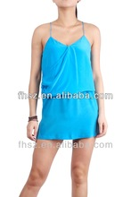 New arrival fashion ladis casual dress fashion model dresses