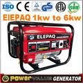 Generator benzin elepaq fernstart 5kw 5 kva generator leise 220v tragbare elektrische Generatoren( ec6500cxe)