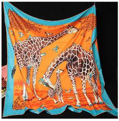 130x130 big size and long fashion neck wear women shawl