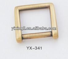 Rose Gold High Polished Types Of Belt Buckles Wholesaler metal military belt buckles