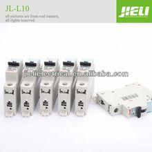L10 miniature circuit breaker mcb mccb circuit breaker rccb earth leakage