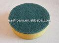 esponja para fregar