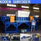 high quality hard plastic shredder machine with good performance