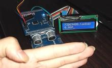 Ultrasonic Ranging experiment graduation microcontroller programming electronics development