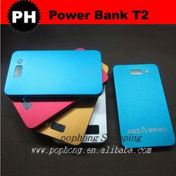 F portable power tool aluminum power bank Polymer battery 4100mah