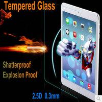 High quality! 0.3mm Ultra Clear Premium Tempered Glass Screen Protectors for iPad Mini/Mini 2
