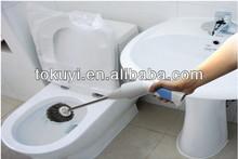 toilet brush rubber