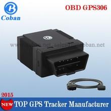 Plug and Play OBD ii GPS GPRS GSM Car Tracker