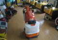 Elétrico de concreto da máquina de polimento, moedor de concreto, piso de concreto lixamento e polimento máquina