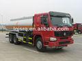 Petrolero semi-remolque de camión