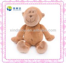 So cute small monkey stuffed toy