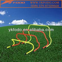 Plastic Mini soccerl agility training hurdle step hurdles(FD695)