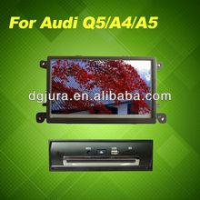Car DVD GPS For Audi Q5,A4,A5
