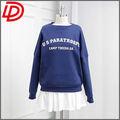 vente en gros chandail de mode oem service personnalisé vêtements hip hop style veste de mode pull