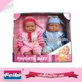 2014 12 pulgadas bebé recién nacido conjunto chenghai juguetes juguetes lovely baby muñeca de moda