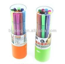 Good quality water color pen 12 pcs