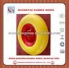 4.00-8 Flat Free Wheelbarrow wheel, Tire size 4.00-8