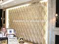 New custom design telha de mármore pedra 3d papel de parede para villa