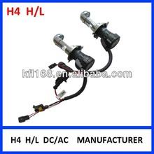 Accessorio fabbrica di automobili vendita lampada xenon hid h4 H/L
