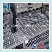 stair treads galvanized steel grating standard weight,steel grating catwalk platform weight