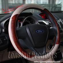 Elegance Leather Car Steering Wheel Covers