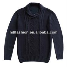 Heavy winter sweater new design pullover