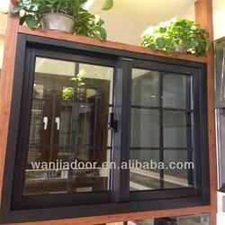 Wanjia price of aluminium window vacuum
