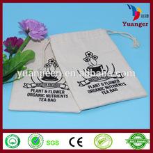 Alibaba Wholesale Nepal Printing Organic Tote Cotton Canvas String Bag