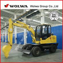 annual sales 2000 sets China made excavator halla excavator parts