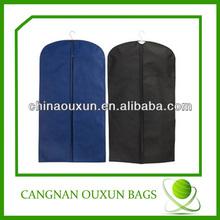 Cheap garment bag/suit cover