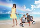 Beach Wagon/Trolley Folding Wagon