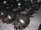 Changjian German(BPW) Type Drum Trailer Axles 10-18T