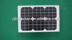 lowest price solar panels 15W polycrystalline solar panel