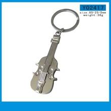 Hot sell custom shape fashion waterproof guitar key holder