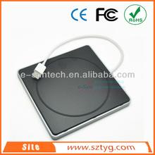 ECD018-DW New and Hot!!! Laptop Portable 9.5/12.7mm solt-in dvdrw Drive/Usb 2.0 External Slim cd dvd rom Drive